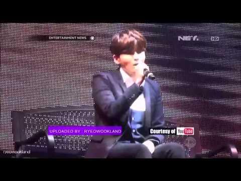 Bebi Romeo Puji Penampilan Member Super Junior Menyanyikan Bunga Terakhir