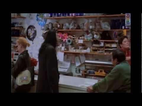 The Room - Flower Shop scene.