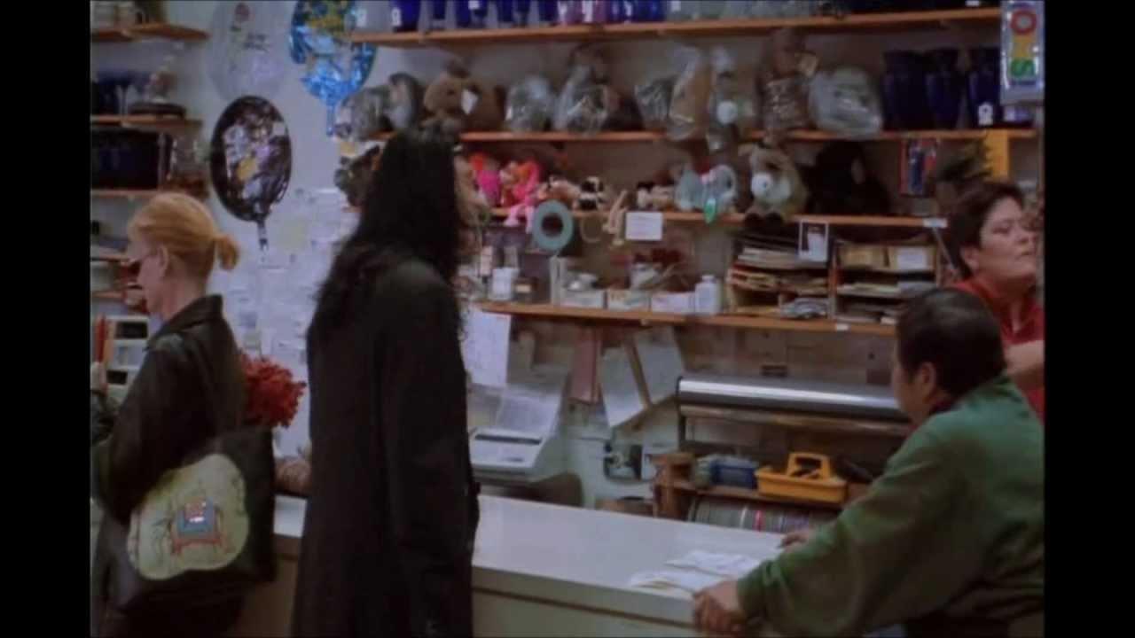 The Room  Flower Shop scene  YouTube