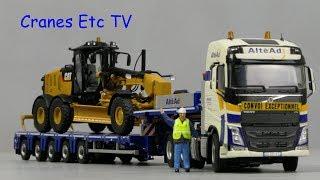 WSI Volvo FH4 + Nooteboom 5-axle