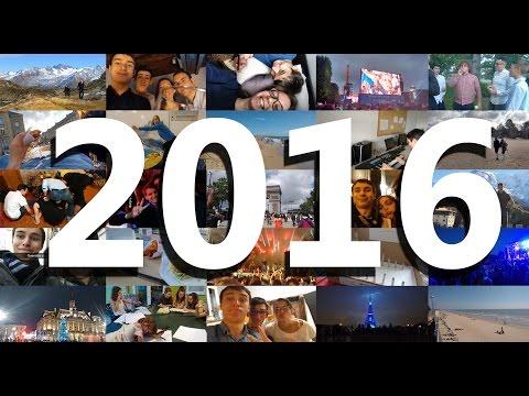 2016 in 366 seconds