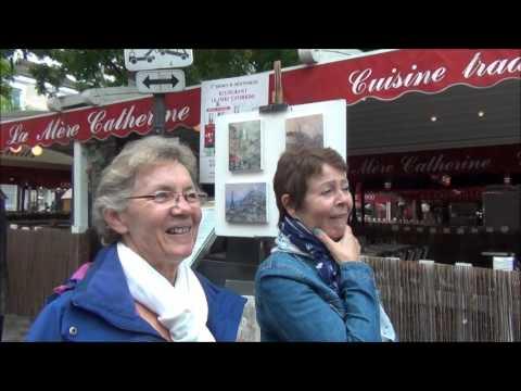 Visite du quartier Montmartre à Paris
