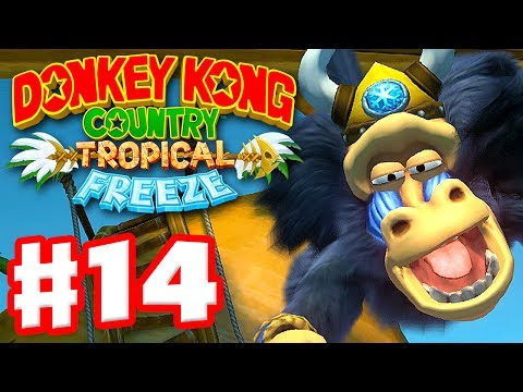Donkey kong country tropical freeze ba boom - photo#12