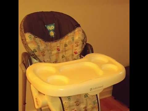 Baby Trend High Chair Review