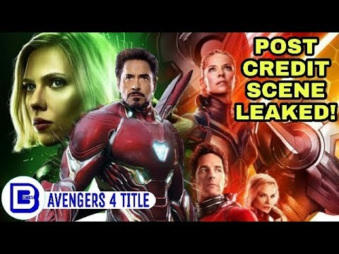 How Is Avengers 4 Directly Connected To Antman & The Wasp | Explained In Hindi | BlueIceBear