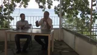 """Διάλεξη του N. Λυγερού με θέμα: """"Στρατηγικός Τουρισμός"""".  Ξενοδοχείο """"ΟΛΥΜΠΟΣ Α.Ε"""" , 26/6/2015"""