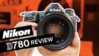 nikon D780 - Hands-On Review & Comparisons to D750
