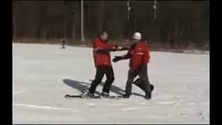 Видео уроки катания на сноуборде