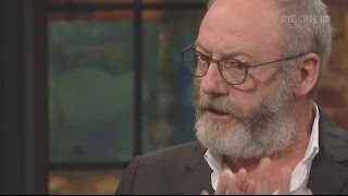 Liam Cunningham on Ireland's responsibility to the people of Syria | The Late Late Show | RTÉ One