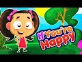 If you're happy   Bambinoyana TV   Nursery Rhymes Kids & Baby Songs   طيور الجنة