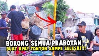BORONG SEMUA PARABOTAN TERUS DI JUAL MURAH! ENDINGNYA NGAKAK!!!