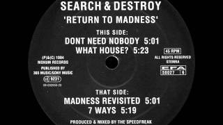 Search & Destroy - Madness Revisited (high quality)
