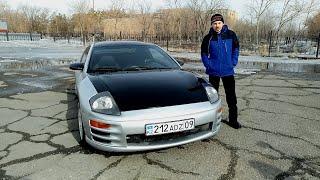 Тест-драйв Митсубиси Эклипс 2002 года (Mitsubishi Eclipse)