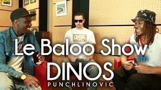 Dinos Punchlinovic joue a un quiz sur Dragon Ball Z contre Baloo