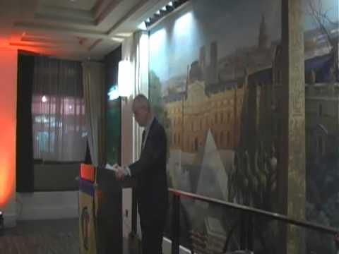 Charles Vest Receives the 2012 CSSP Citation for Leadership & Achievement