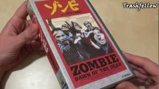 Dawn of the Dead  | Zombie VHS | Victor [JP]