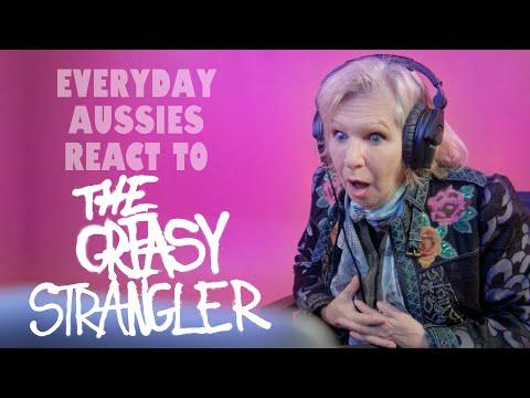 Australians React to The Greasy Strangler - Greasy Down Under! streaming vf