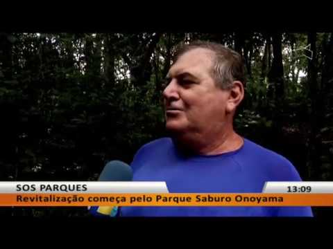 JL - Parque Saburo Onoyama inicia programa SOS Parque