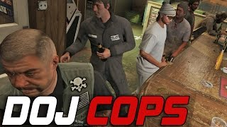 Dept. of Justice Cops #149 - The Distraction (Criminal)