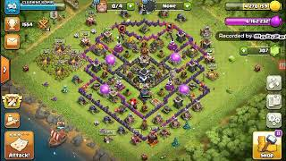 [GLITCH]CLASH OF CLANS.TOP 1 GLITCH EVER.SEE THE VIDEO TILL END