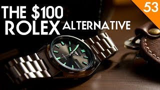 Swap The Bracelet And This Seiko 5 Transforms To An Awesome Datejust Alternative - SNXS79 Review