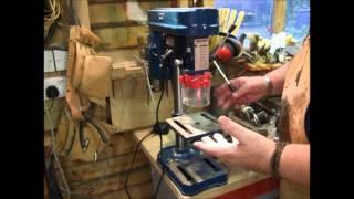 Silverline Bench Drill Press Part 3