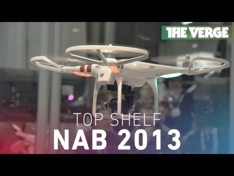 NAB 2013 and the cutting edge of cinematography