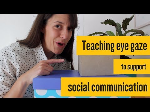 Eye Contact And Social Skills: A Quick Game To Play