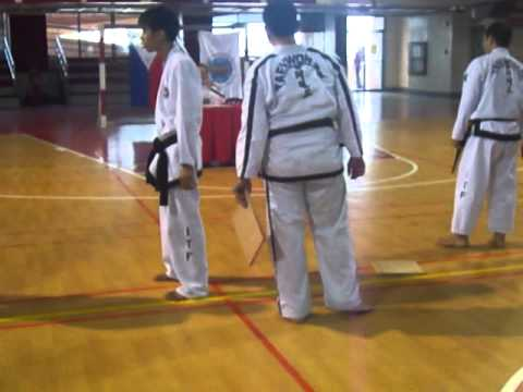 ITF BLACK BELT'S GRADING IN PHILIPPINES (PART 4)