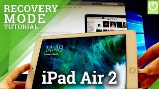Recovery Mode in APPLE iPad Air 2 - Enter / Quit APPLE Recovery