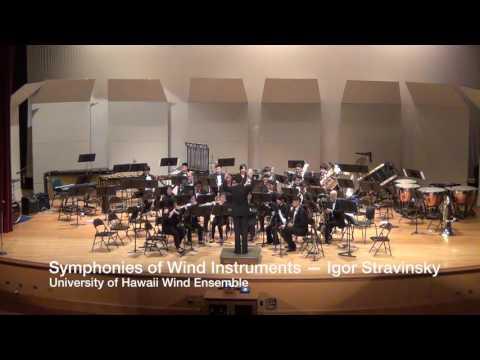 University of Hawaii Wind Ensemble — 2017 Spring Concert
