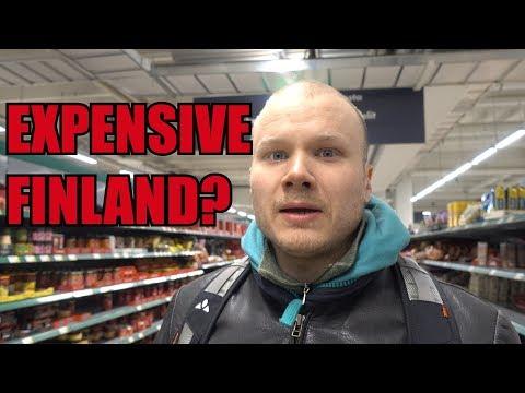 Weekly Vlog #6: Shopping At Finnish Supermarket!