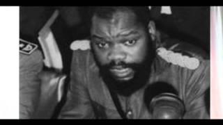 Eulogy for  Chukwuemeka Odumegwu Ojukwu