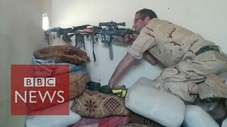 'Why I left UK to fight ISIS in Syria' BBC News