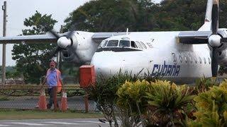 Antonov An-24RV Engine Start FULL SOUND HD