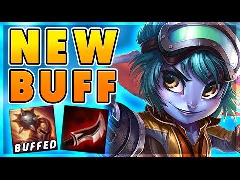 *NEW* THIS BUFF IS RIDICULOUS (RIOTS CRAZY) - BunnyFuFuu