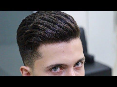 H A İ R C U T  (great haircut)  Men's Hairstyle,   #stilistelnar  ,HAİRCUT thumbnail
