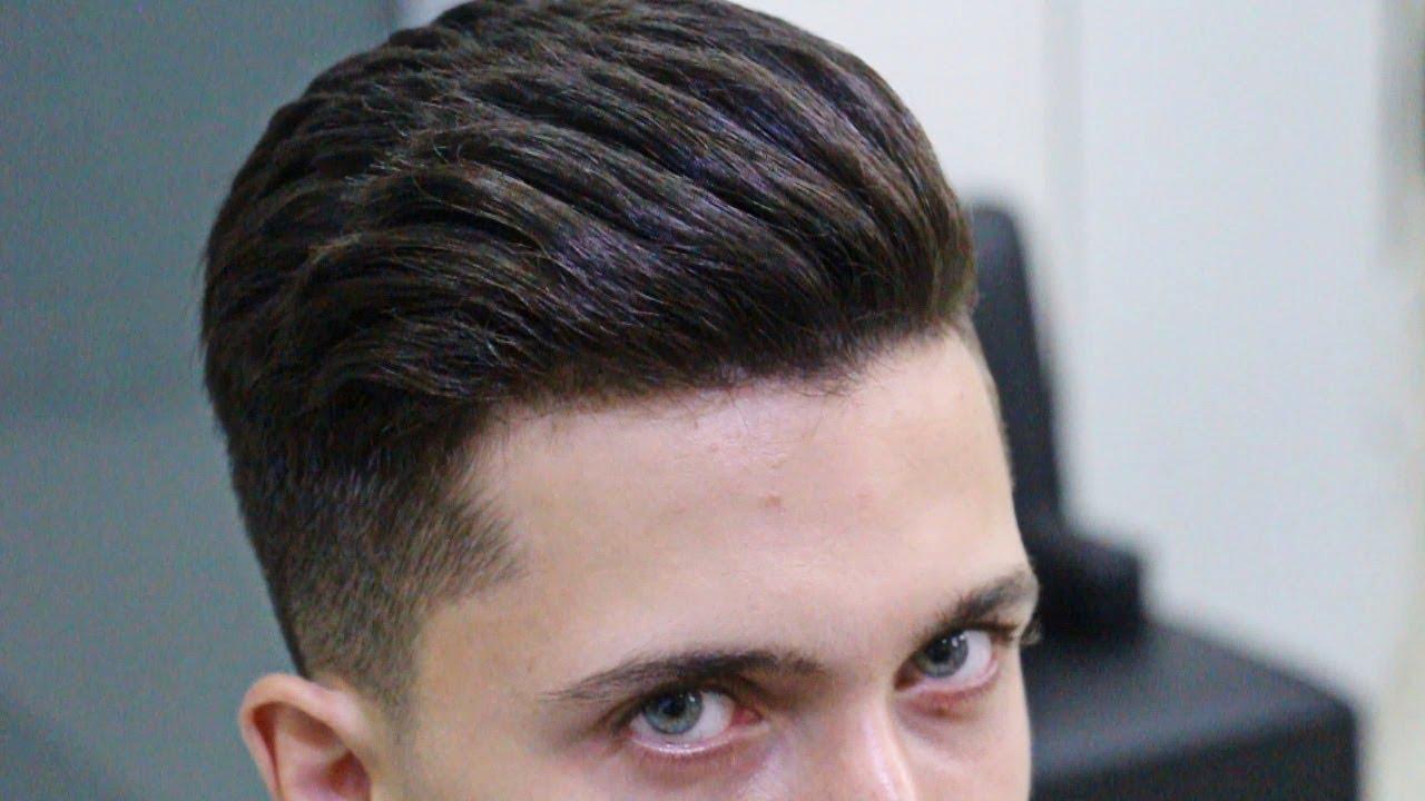 Learn How To Make A Haircut Men S Haircuts Video Hair Cutting New Youtube