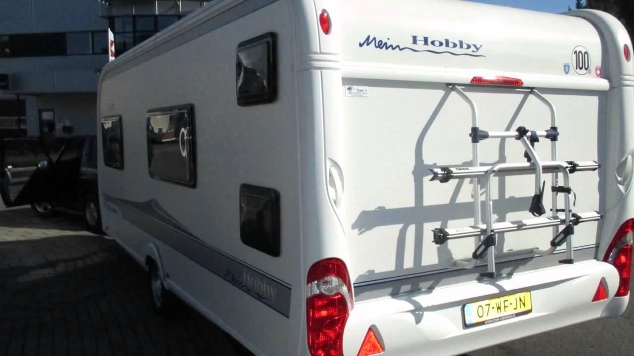 Caravan te koop HOBBY EXCELLENT 560 KMFE (VERKOCHT)  YouTube