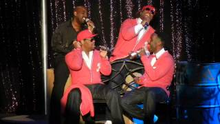 "Boyz II Men sing ""In the Still of the Night"" live, acapella"