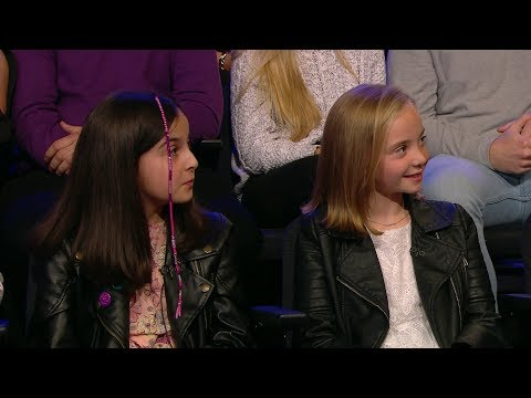 Our Little Rapunzels on Why They Donated Their Hair | The Ray D'Arcy Show | RTÉ one