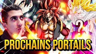PROCHAINS PORTAILS DOKKAN BATTLE !? SUPPOSITION !?