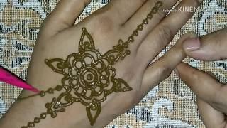 #Uniquemehandidesigns mehandi for sisters....