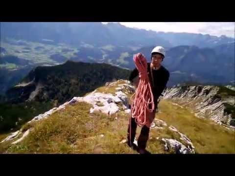 Plattenkletterei im Sengsengebirge: