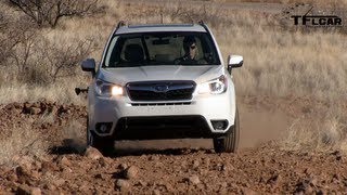2014 Subaru Forester: Everything you wanted to know about the car and the new X-Mode AWD