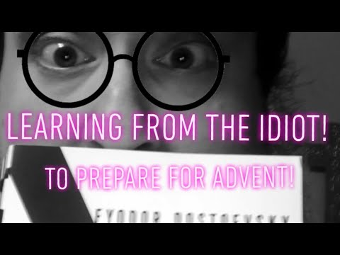 An Innocent Idiot: Getting Ready for Advent