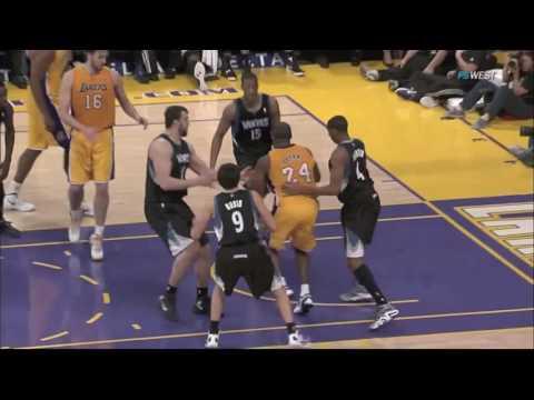Kobe Post Offense