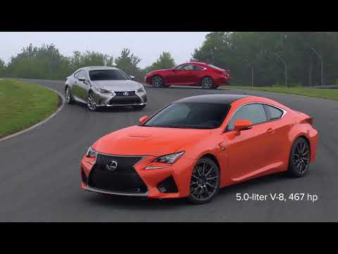 2018 Lexus Rc Review Ratings Specs Prices And Photos The Car