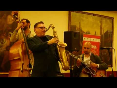 "Jerry Weldon Quartet  ""Peperoncino Jazz Festival in Rome Debut"" first day"