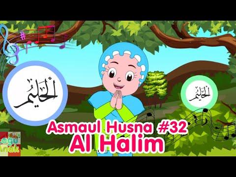ASMAUL HUSNA 32 - Al Halim | Diva Bernyanyi | Lagu Anak Channel